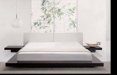 Japanese Bedroom Design - beds, makeovers