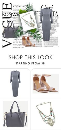 """ROMWE - 6/5"" by thefashion007 ❤ liked on Polyvore featuring Whiteley and Nika"