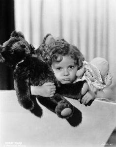 "Shirley Temple - "" I stopped believing in Santa Claus when my mother took me to see him in a department store and he asked for my autograph."""