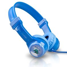Amazon.com: JLab Kid's Volume Limiting Headphones For Vtech InnoTab - Blue: Electronics