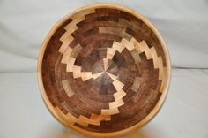 Food Safe Handcrafted Wood Salad or Fruit or by wooddesignsbyjed, $189.00