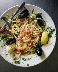 Figaretti's 'Godfather II' Linguine Recipe | SAVEUR