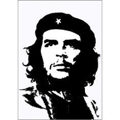 Che Guevara poster. A Hand in God's Till: http://www.ahandingodstill.co.uk