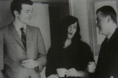 Martha Argerich with her father and brother.