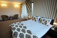 Boutique type hotel in Brasov, Romania Brasov Romania, Finnish Sauna, Free Cars, Holiday Travel, Car Parking, Perfect Place, Boutique, Type, Bed