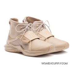5db014ac499 FENTY TRAINER HI MENS SNEAKERS Style Number 191001-03 Sesame-Sesame  Authentic. Women s SneakersSneakers StylePuma ...