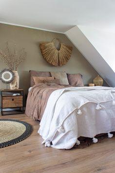 Home Bedroom, Master Bedroom, Bedroom Decor, Modern Bedroom Design, Contemporary Bedroom, Bedroom Designs, Boho Room, Bedroom Paint Colors, New Room