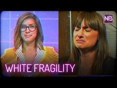 Have you heard of 'white fragility'? Here's a fake PSA to hilariously explain it.