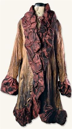 Madame Du Bois jacket from Victorian Trading co.