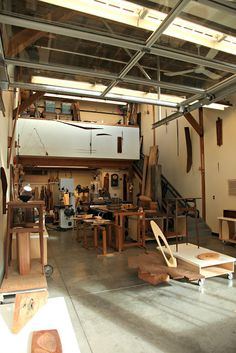 """Another artisan """"working studio"""" on Grandville Island, Vancouver BC"""