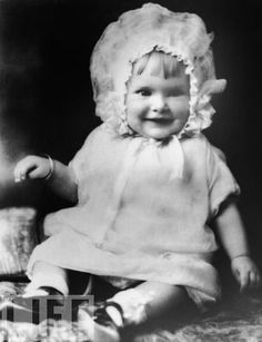 Tonys Future Wife, Janet Leigh. Little did she dream of PSYCHO!! | LIFE.com: Classic Stars as Babies | Comcast.net