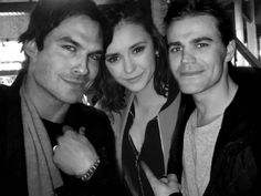 February 4 2017   The Vampire Diaries Series Wrap Party