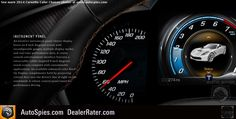 YOU Decide: The 2014 Chevrolet Corvette Color Palette Is OUT — How Would YOU Option It? - AutoSpies Auto News