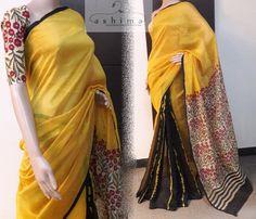 Code:1905173 - Price INR:3390/- , Designer Supernet Kota Saree.