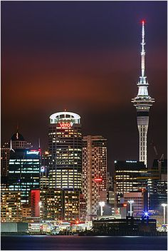 Auckland, New Zealand. Auckland, in the North Island of New Zealand, is the largest and most populous urban area in the country.