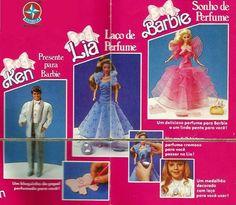 Coleção Sonho de Perfume, 1989, Estrela