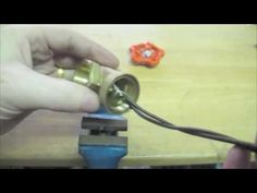 DIY Water Valve Light Switch Industrial Steampunk Copper Lamp with Gate Valve light Switch Tutorial - YouTube