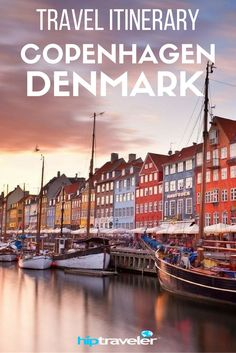 Copenhagen in Denmark has won the title of happiest place in the world in the past. Here is a practical city guide! || HipTraveler