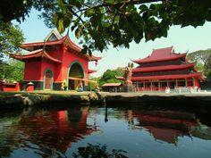 Sam Poo Kong #Central_Java #Indonesia