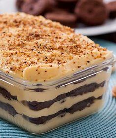 Recipes - Philadelphia Pavé of Trakinas Sweet Desserts, Just Desserts, Sweet Recipes, Delicious Desserts, Dessert Recipes, Yummy Food, Love Eat, I Love Food, Portuguese Desserts
