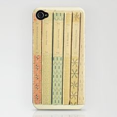 Penguin Books  by Cassia Beck via sfgirlbybay    IPHONE CASE / IPHONE (4S, 4)  $35.00