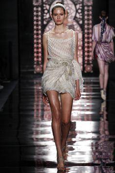 Reem Acra Spring 2016 Ready-to-Wear Fashion Show