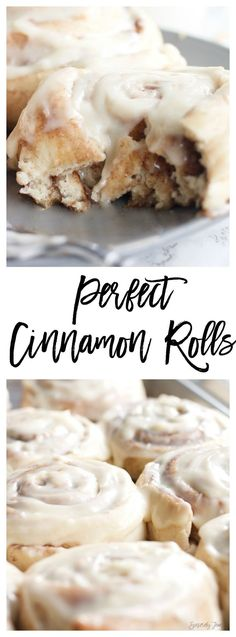 The Perfect cinnamon roll recipe so delicious and so easy to make. 2019 Perfect Cinnamon Rolls The post The Perfect cinnamon roll recipe so delicious and so easy to make. 2019 appeared first on Rolls Diy. Kitchen Aid Recipes, Cooking Recipes, Kitchen Aide, Amish Recipes, Cooking Gadgets, Cooking Ideas, Bread Recipes, Churros, Cinammon Rolls