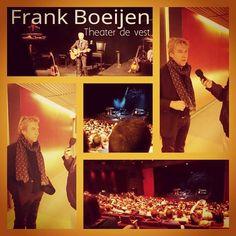 Interview met Frank Boeijen bij De vest