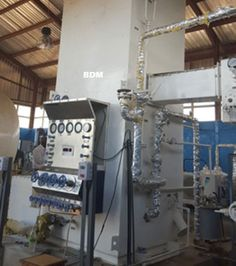 Oxygen gas production plant is industrial machinery that is used for generating oxygen for application in medicine and industry.  #bdmgasplant #oxygen #gas #plant http://bit.ly/2wDi2wS