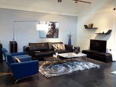 BoConcept Fargo sofa & Fly chairs