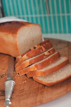 Give us today our Cellars daily bread. Because there's nothing quite like a freshly baked bread with a spread of melting butter. Tasty Bread Recipe, Bread Recipes, Zucchini Bread, Garlic Bread, Easy Bread, Oven Racks, Ciabatta, Freshly Baked, Melted Butter
