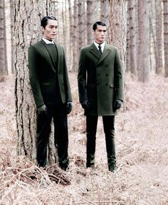 Dior Homme Fall/ Winter 2012 Campaign | MisterrKeian