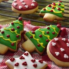 Las mejores recetas - kiwilimon Cupcake Recipes, Baby Food Recipes, Sweet Recipes, Cookie Recipes, Coconut Cookies, Christmas Cooking, No Cook Meals, Gingerbread Cookies, Food And Drink