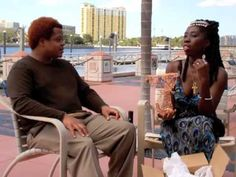 Gullah/Geechee TV with Queen Quet EP 116  Red King Danto