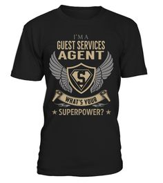 Guest Services Agent - What's Your SuperPower #GuestServicesAgent
