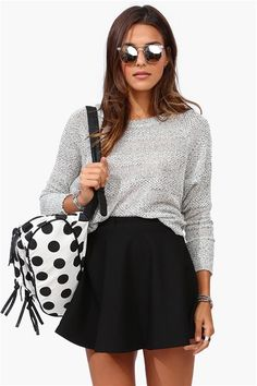 Rory Knit in Ivory #Fall #essential Get 8% cash back http://www.studentrate.com/itp/get-itp-student-deals/Necessary-Clothing-Student-Discount--/0