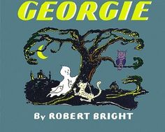 This 1944 book is a wonderful story about a gentle ghost named Georgie who haunts the Whittakers until things get too modern. Very cute. There are fourteen books in the series