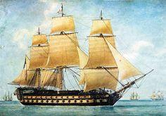 Bucentaure-class ship of the line - Wikipedia
