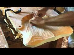 "Episode Seventeen ""Smoothing the Seat with Travisher and Spokeshave"" of the series ""Make a Comb Back Windsor Chair with Curtis Buchanan"" Carver Chairs, Oak Logs, Windsor Chairs, Om, Woodworking, Youtube, How To Make, Furniture, Chairs"