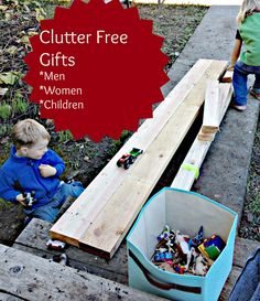 Simple, Useful, Clutter Free gifts for EVERYONE on your list in any price range. Seriously, this is perfect for those people who are hard to buy for.   I'm going to pin this so I don't have to stress about last minute gifts!