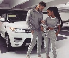 Cute Family, Baby Family, Family Goals, Couple Goals, Beautiful Family, Matching Couple Outfits, Matching Couples, Relationship Goals Pictures, Cute Relationships