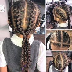 🥰🥰 How adorable is Betsy 🥰🥰 Braided Hairstyles, Braids, Dreadlocks, Hair Styles, Beauty, Bang Braids, Hair Plait Styles, Cornrows, Braid Hairstyles