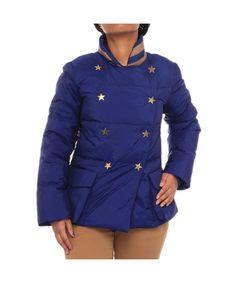 LOVE MOSCHINO Love Moschino  Double-Breasted Starrz Puffer Puffer 4147'. #lovemoschino #cloth #blazers