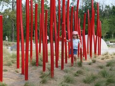 Play Places/Natural Places   Richmond, BC   Client: City of Richmond   Completed 2008Site: Garden City Park is a new park located near Richmond City Hall and...