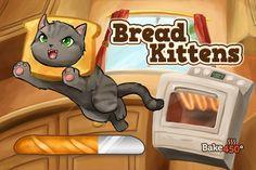 New Game: Bread Kittens???!!?? | Gamesy Girl