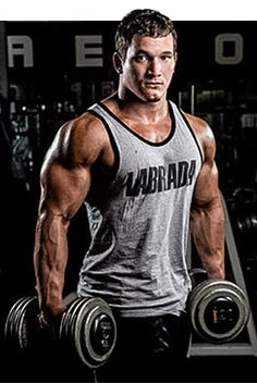 Bodybuilding.com - Build Mass With Class: Hunter Labrada's Guide To Adding Muscle