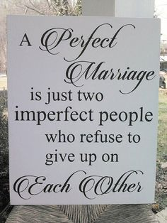 A Perfect Marriage Sign by LittleRiverCntryCrft on Etsy