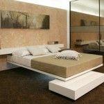 Creame Unique Bed Design