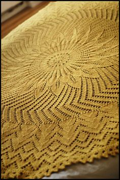 Girasole by Jared Flood. I want to knit it from WM lace garn.