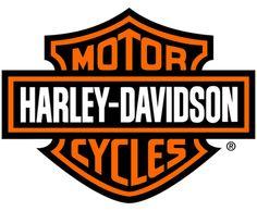 harley logo combination mark